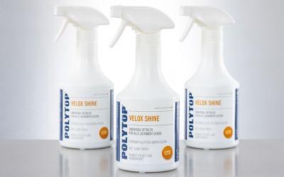 Kolejne nowości: Velox Shine oraz Velox Care